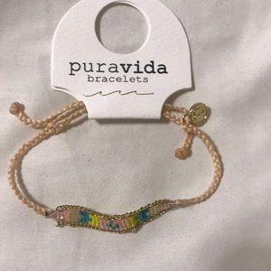 PURAVIDA beaded bracelet